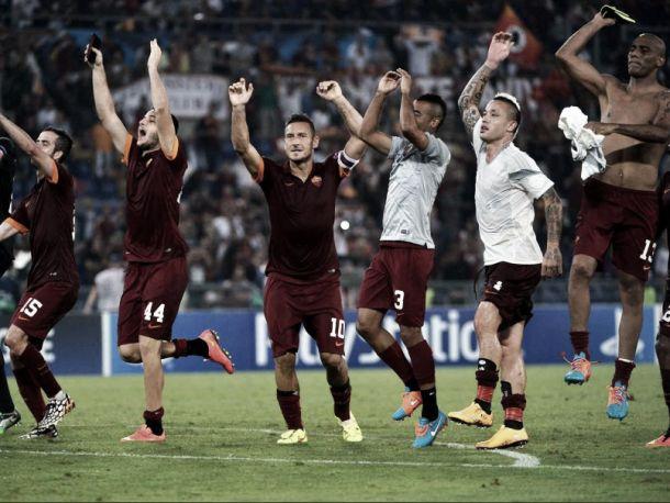 Diretta partita Roma - Feyenoord, risultati live di Europa League