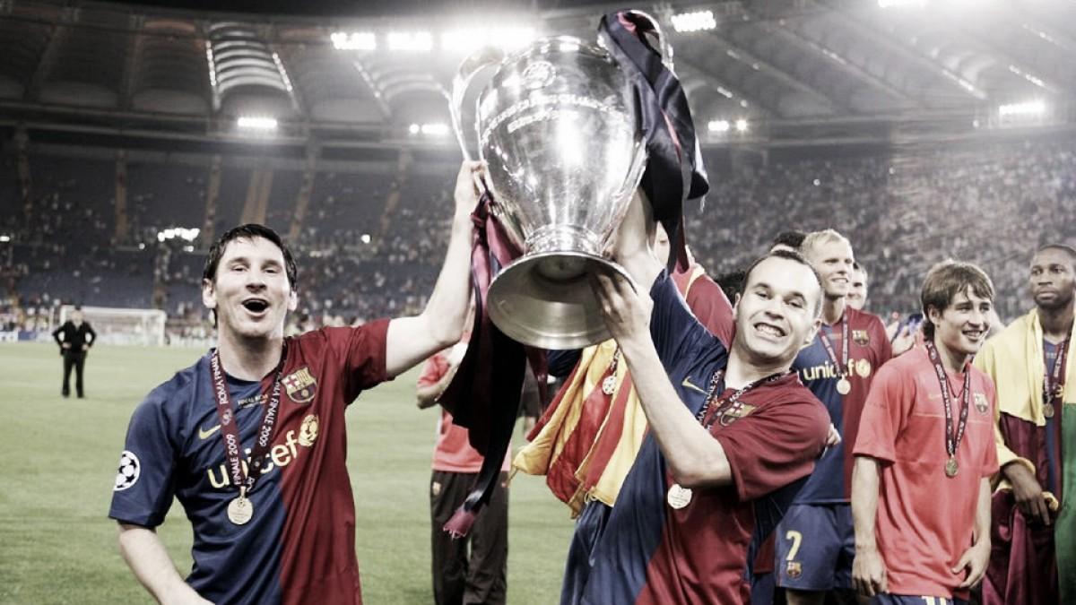 El FC Barcelona ya conquistó la città eterna