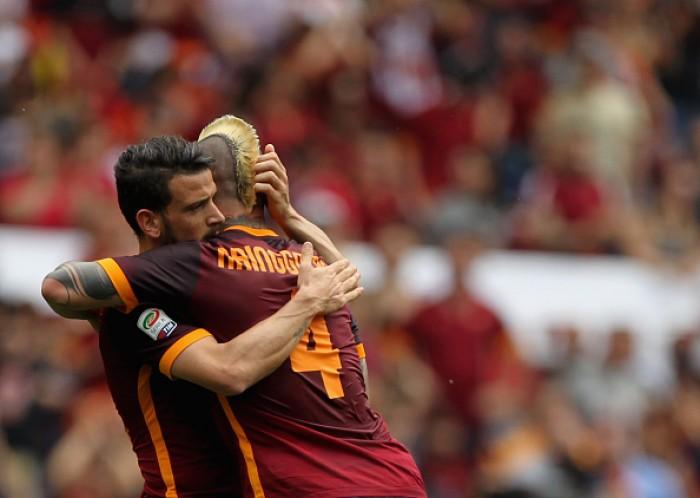 Serie A, la Roma vince e spera nel Torino: 3-0 al Chievo