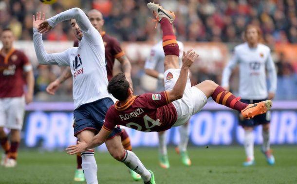 Roma-Genoa, tutti i gol della partita
