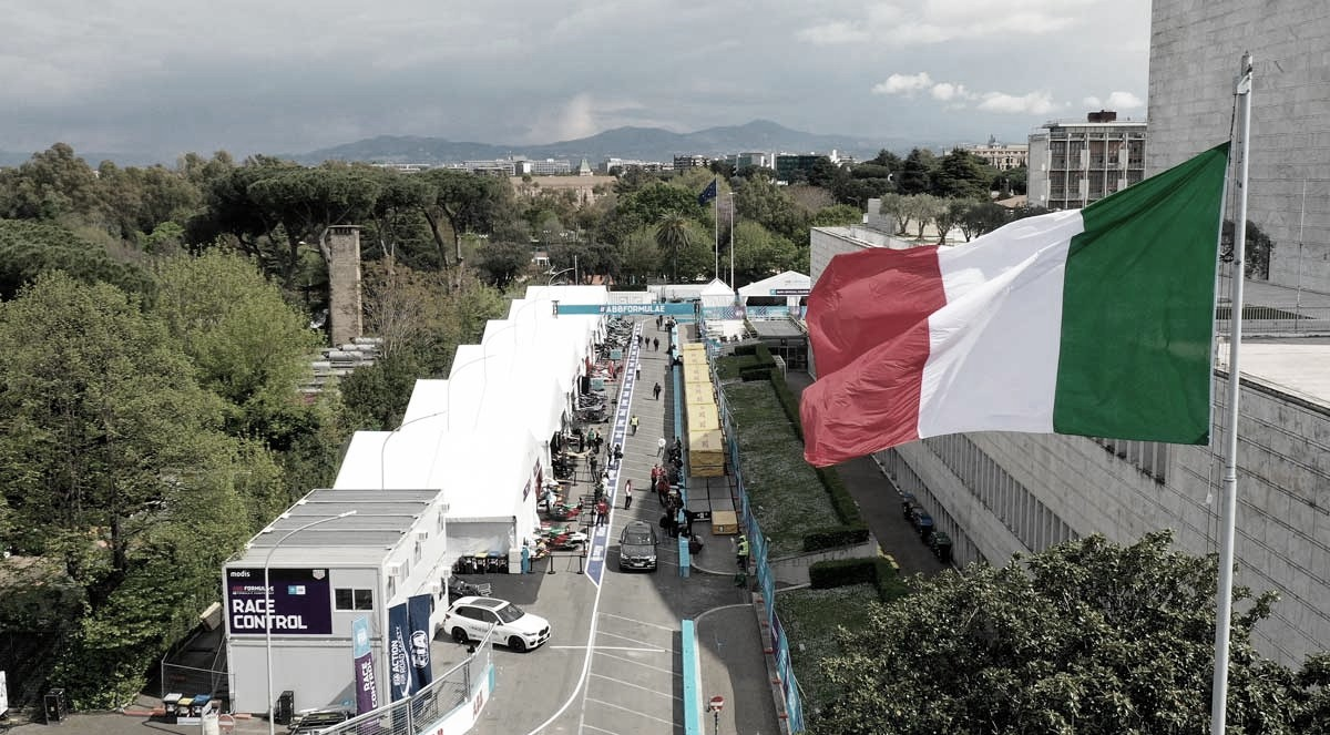 Fórmula E anuncia o cancelamento do E-Prix de Roma por causa do Coronavírus
