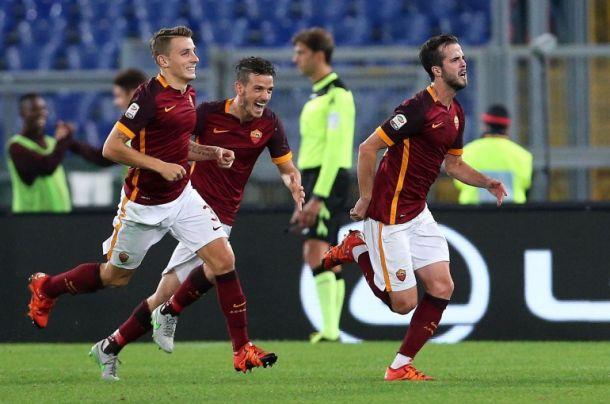 Pjanic sveglia la Roma: 3-1 all'Empoli
