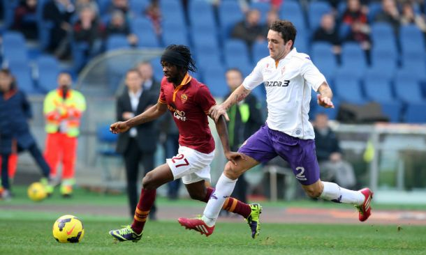 Live Roma vs Fiorentina, diretta Serie A