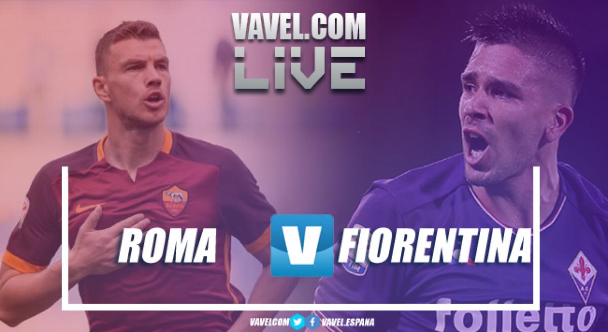 Resumen AS Roma 0-2 Fiorentina en Serie A 2018