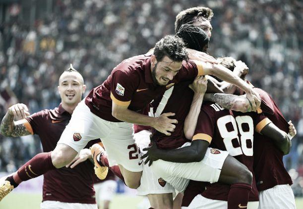 La Roma è tornata. Seconda vittoria consecutiva e sorpasso sulla Lazio