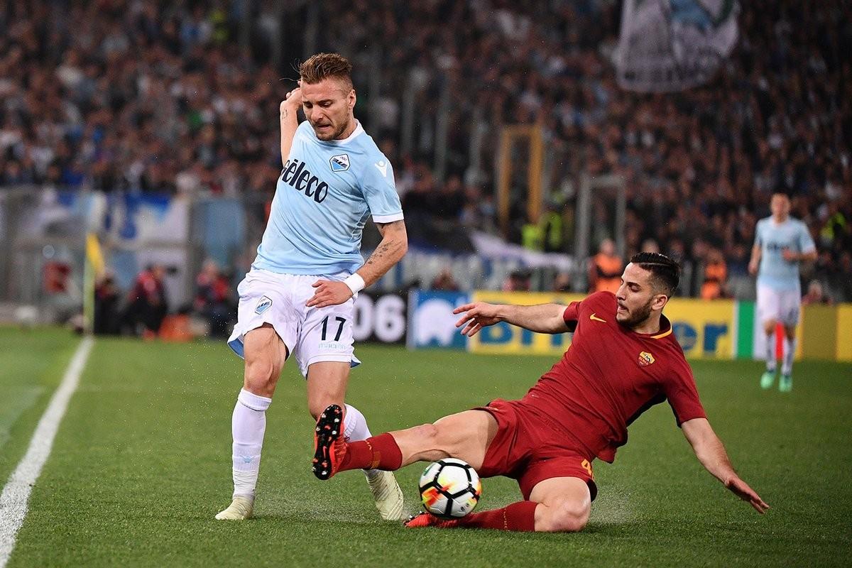 Serie A, Lazio-Roma: derby a reti bianche! Di Francesco e Inzaghi si dividono la posta in palio