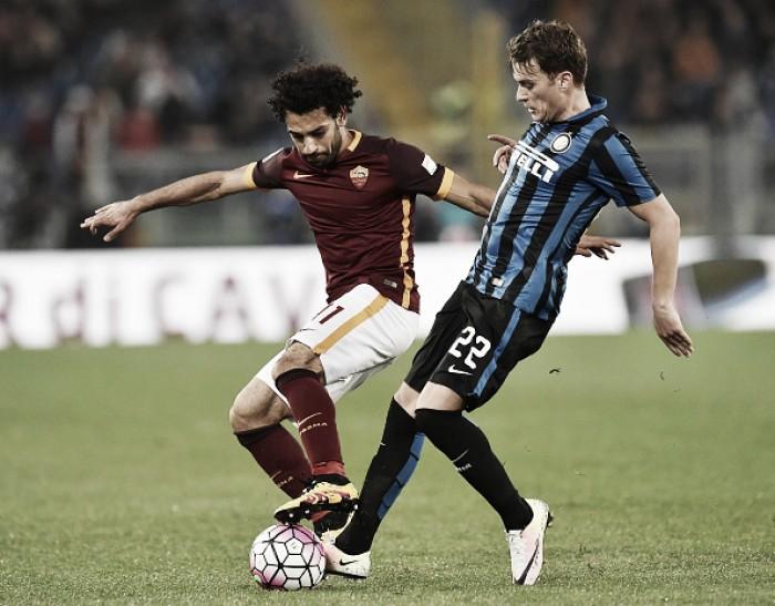 Em briga na parte de cima da tabela, Roma busca recuperação diante da Internazionale
