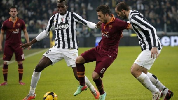 E' ancora Roma contro Juve, in palio la semifinale di Coppa Italia