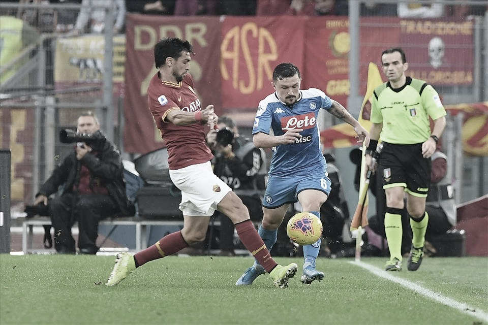 Assistir Ao Jogo Napoli X Roma AO VIVO Online Pela Serie A