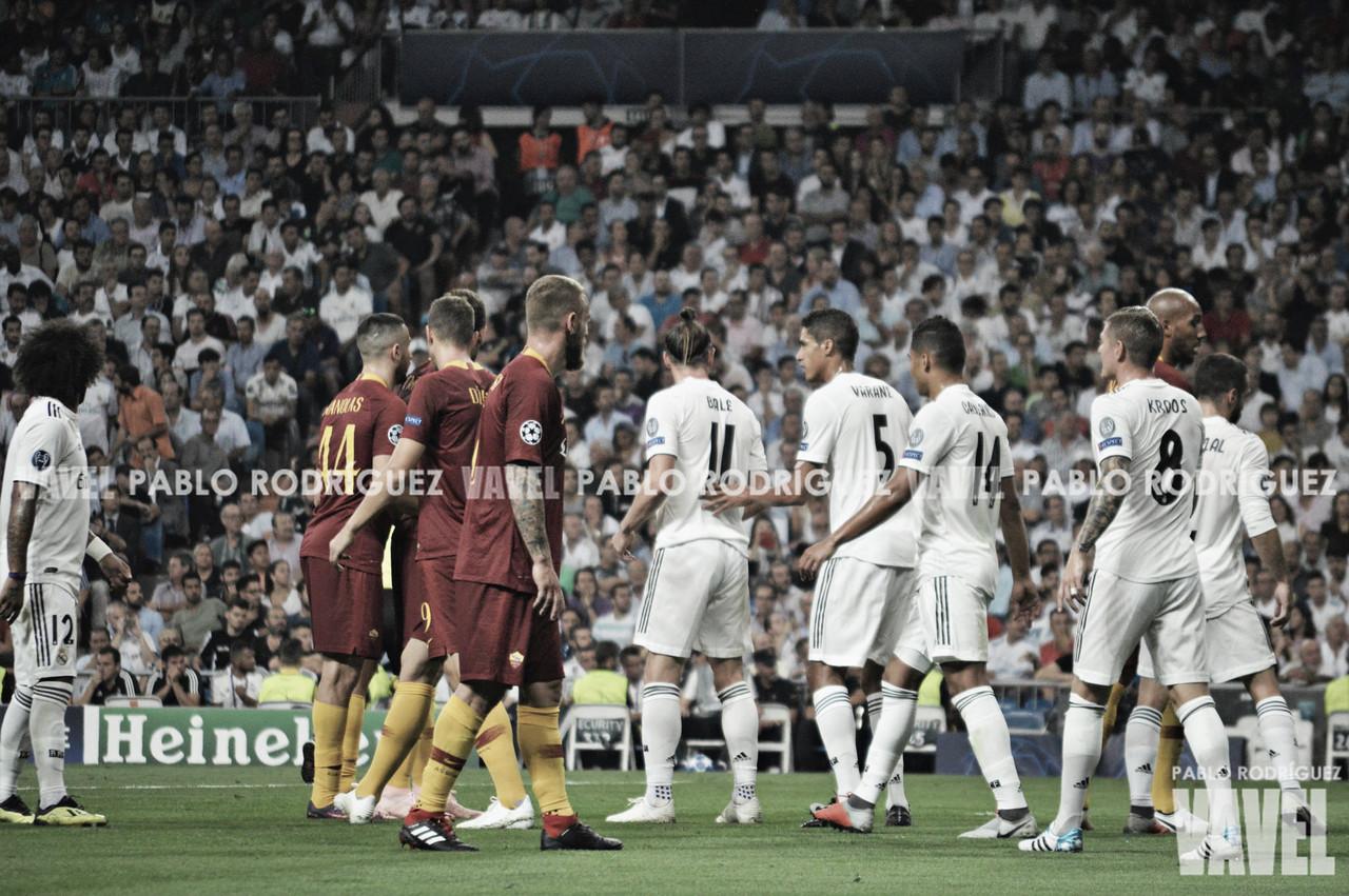 El Real Madrid viaja a Italia en busca de victoria