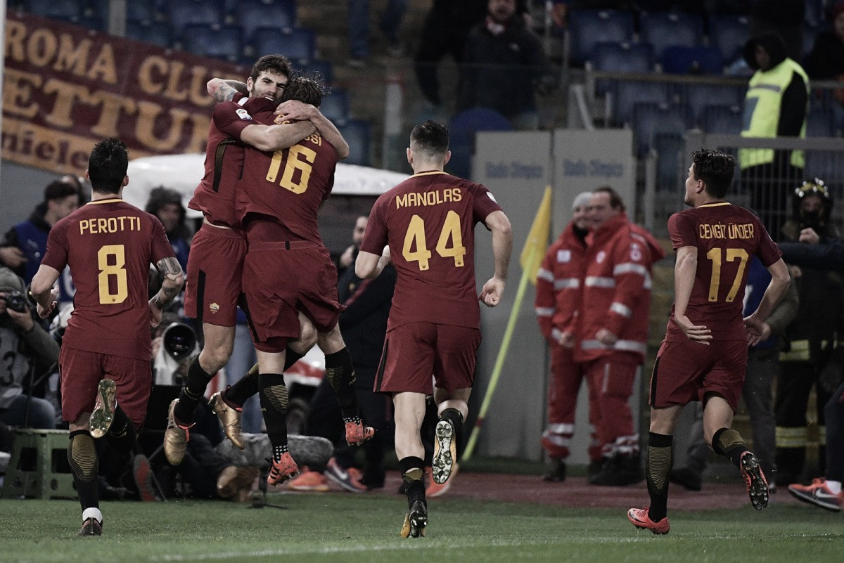 Análisis del rival: Roma, a superar la crisis sobreviviendo a las bajas