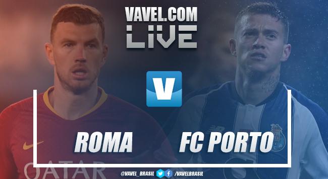 Roma 2 x 1Porto pelas oitavas de final da Champions League 2019
