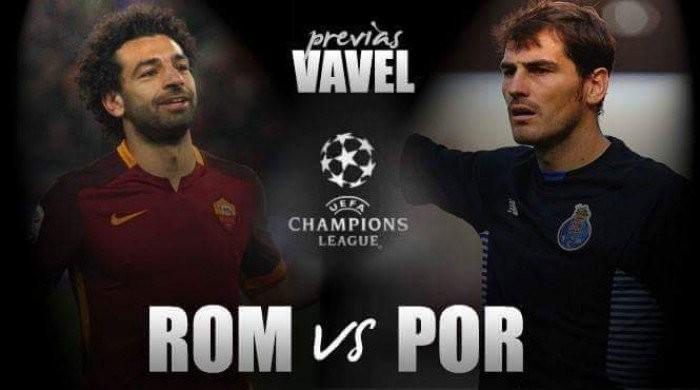 Embalados por início positivo nos nacionais, Roma e Porto decidem vaga na fase de grupos da UCL