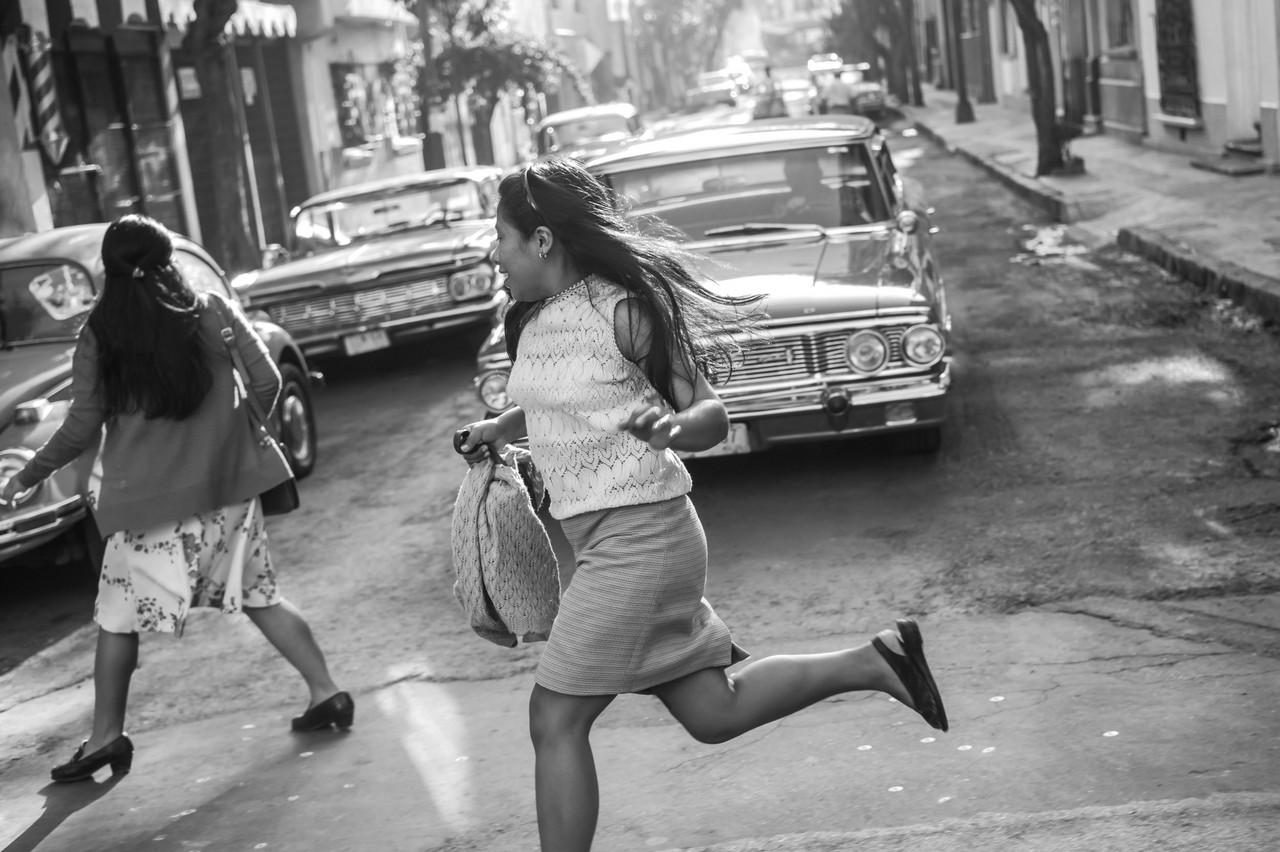 El estudio del mexicano en 'ROMA' de Alfonso Cuarón