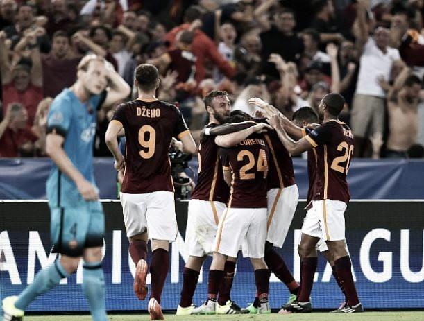 Champions League, Roma all'esame Bate: una vittoria per sperare negli ottavi