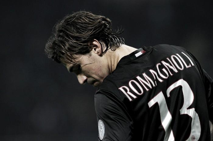 Milan confirma lesão de Romagnoli e zagueiro pode perder dérbi contra a Inter