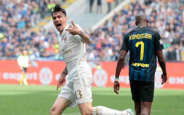 Milan, Romagnoli rientra in gruppo