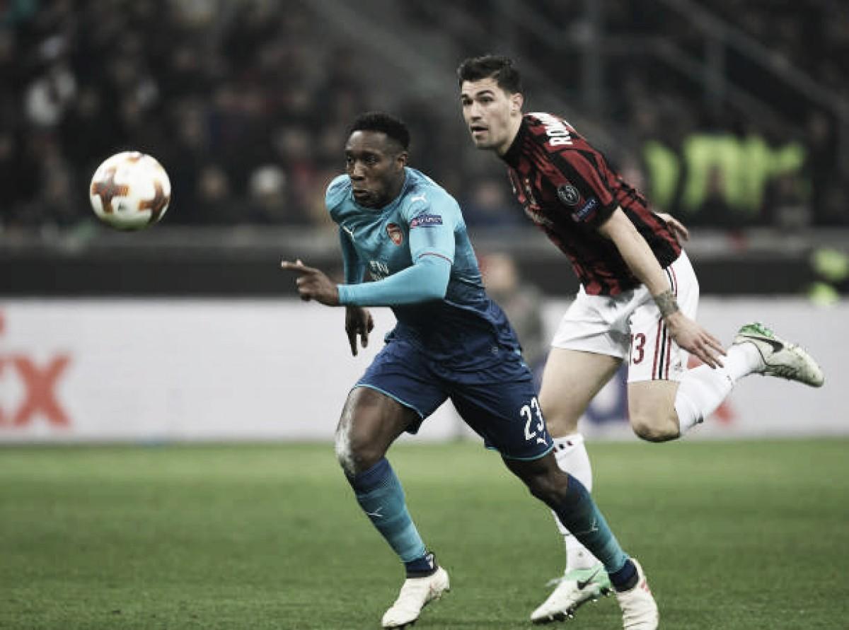 "Romagnoli diz que Milan sofreu gols 'estúpidos' contra Arsenal: ""Jogamos o primeiro jogo no lixo"""