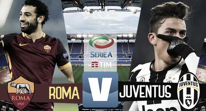 La Roma rinvia la festa della Juventus