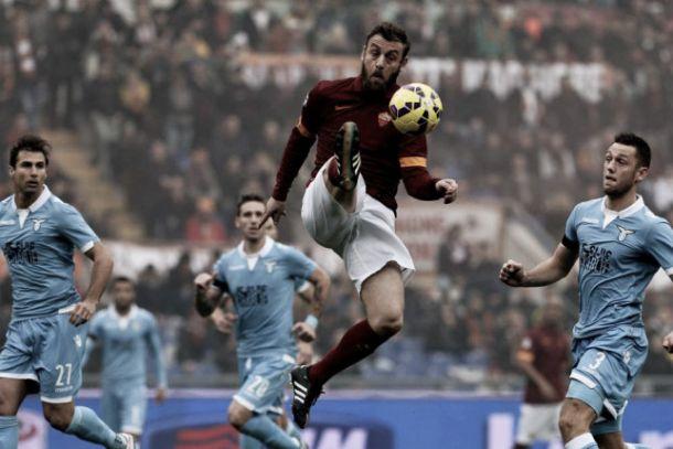 Diretta Lazio - Roma, risultato live della partita di Serie A