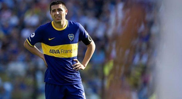 """Riquelme: """"En Boca cumplí todos mis sueños"""""""