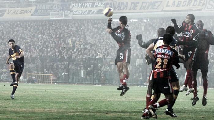 La única remontada de Boca en una semifinal de Libertadores