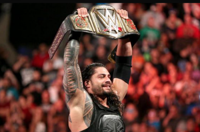 Roman Reigns Isn't Bothered By Fan Reaction
