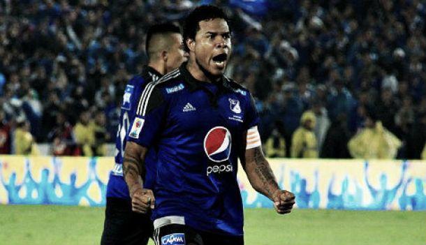 Millonarios, Liga Águila 2015-I: Román Torres