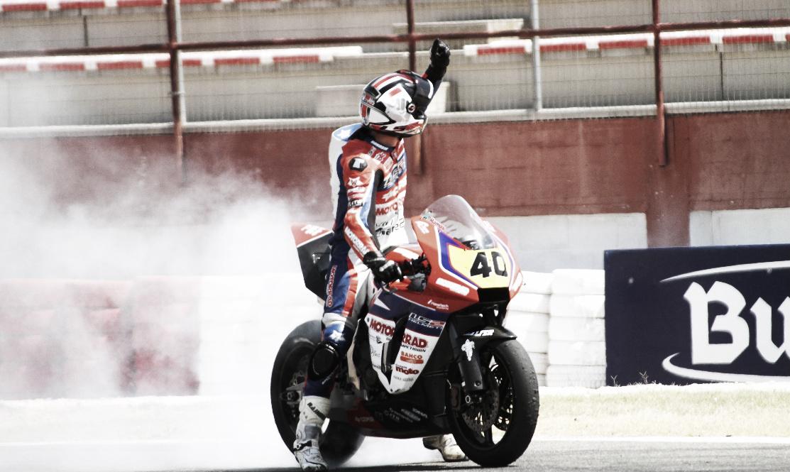Moto2: Román Ramos se suma a la lucha por el título