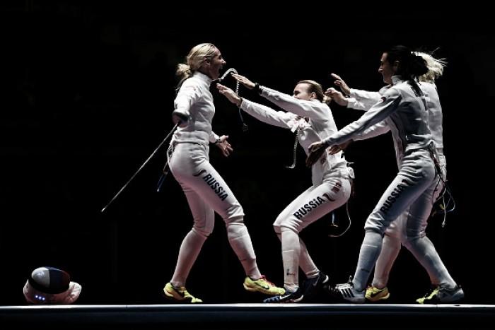 Sexto dia de Esgrima vê primeira medalha de ouro da Romênia no Rio 16