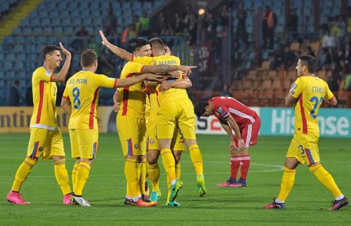 Qualificazioni Mondiali 2018, Romania da record 3 reti in 12 minuti