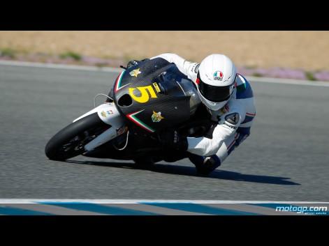 Comienza la recta final de los entrenamientos en Jerez