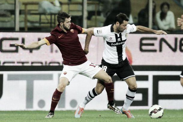 Diretta partita Roma - Parma, risultati live di Serie A