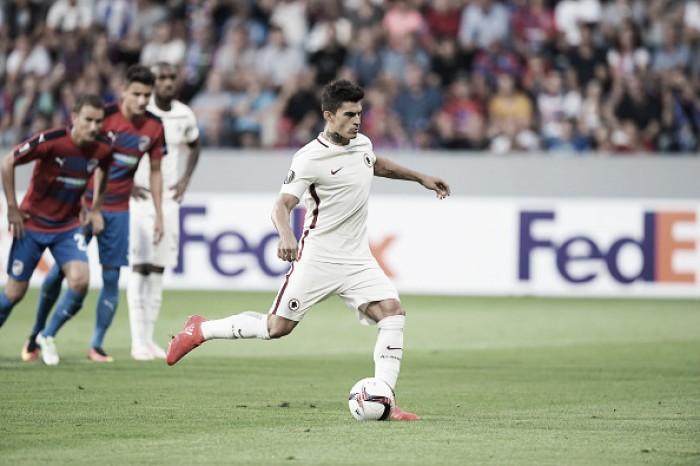 Líder do grupo E, Roma busca classificação antecipada diante do Viktoria Plzen pela Europa League
