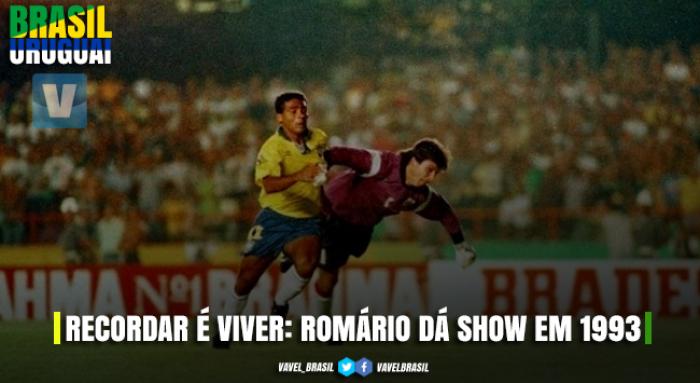 Recordar é viver: com show de Romário, Seleção se classifica para o Mundial de 1994