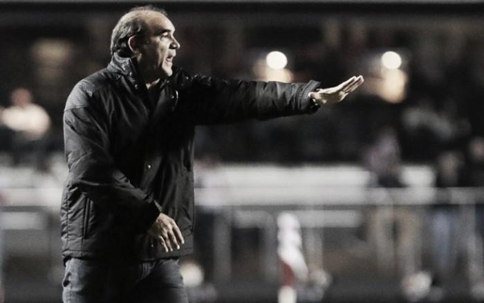 Ricardo Gomes exalta recuperação do São Paulo nos últimos dois jogos em casa