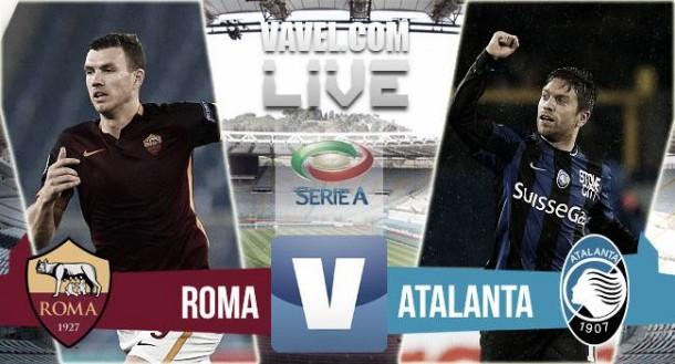 Live Roma - Atalanta, Serie A 2015/16 in diretta