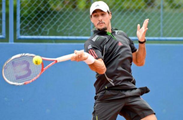 Fernando Romboli enfrenta Giovanni Lapentti na final do Challenger de Cali
