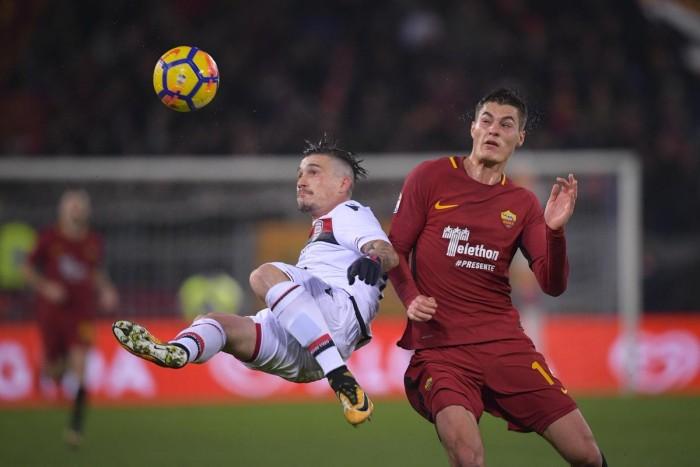 Moviola in Roma-Cagliari, perché il gol di Fazio col VAR è regolare