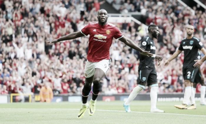 Manchester United brilha, goleia West Ham e tem bom começo na Premier League
