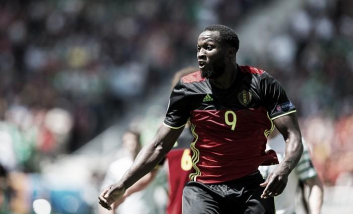 Lukaku: Belgium must keep getting better and better at Euro 2016 after Ireland win