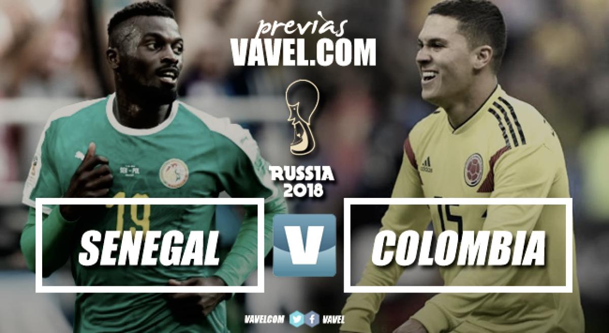 Russia 2018: Senegal e Colombia si giocano un posto negli ottavi di finale