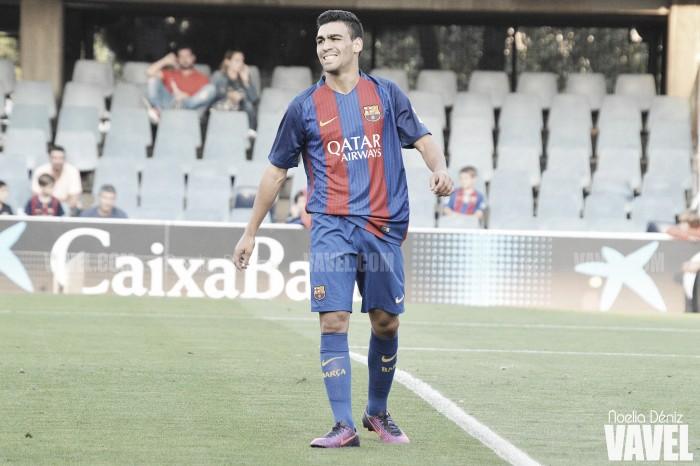 """Entrevista. Dani Romera: """"Estar en el Barça es como estar en una nube"""""""