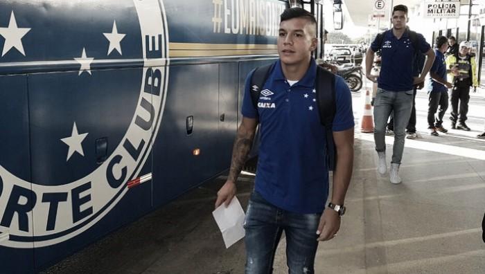 Sem Alisson e Robinho, Cruzeiro embarca para Recife e leva 23 jogadores