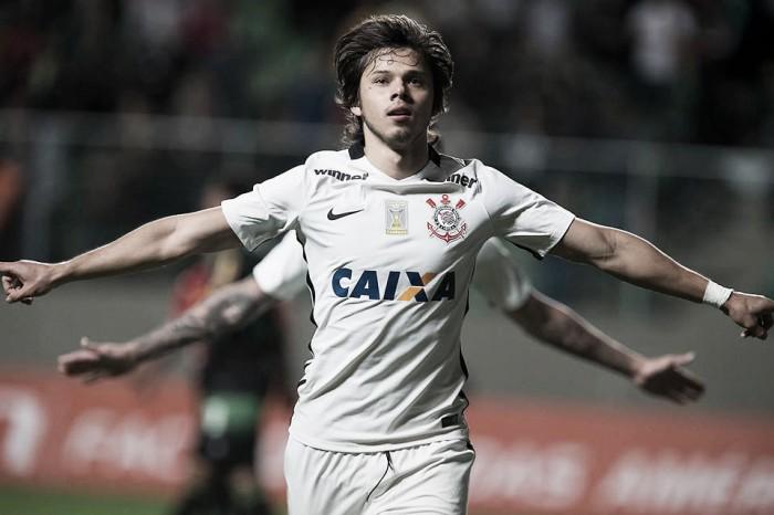 Corinthians vence América-MG no Independência e assume a vice-liderança do Brasileirão