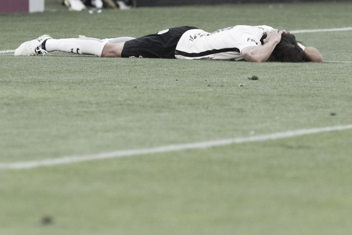 Corinthians e Chapecoense amargam empate ruim para ambos