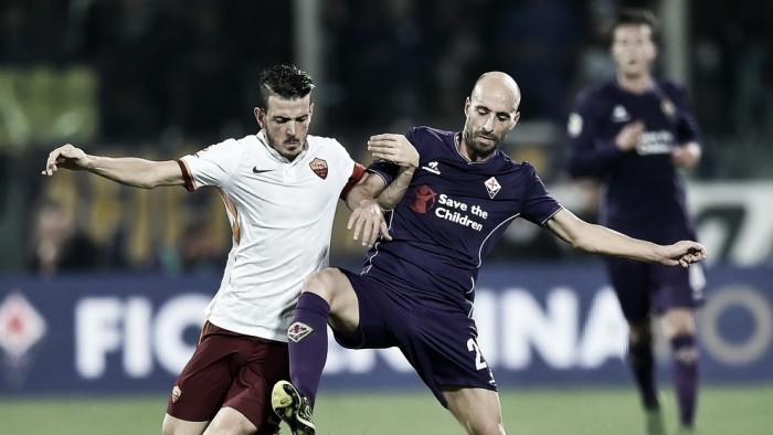 Após estreia com empate na UEL, Fiorentina e Roma fecham rodada da Serie A