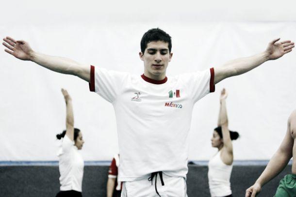 Rommel Pacheco ya tiene la mira puesta en Río 2016