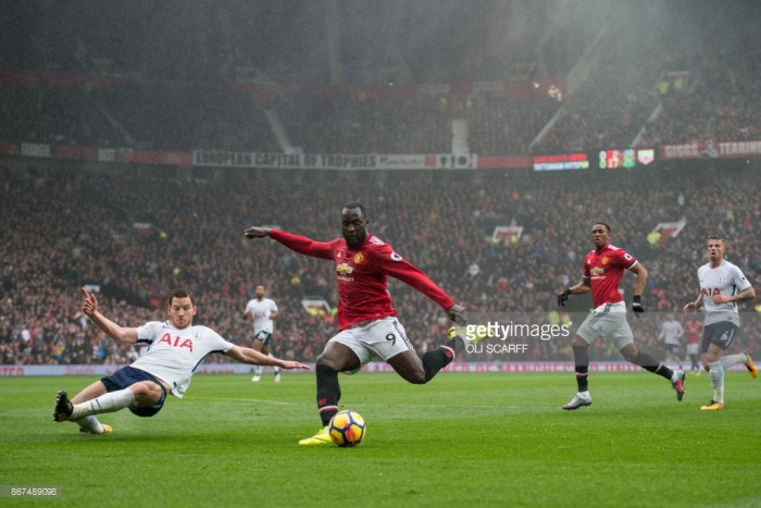 Eric Bailly backs Romelu Lukaku as Manchester United prepare to face Benfica