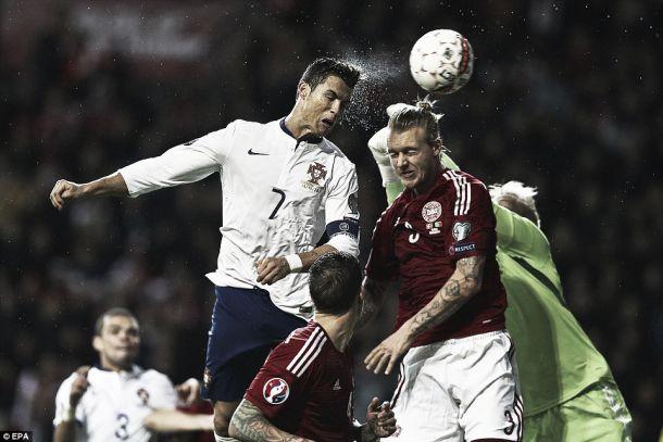 Cristiano Ronaldo e Quaresma salvam Portugal no último minuto